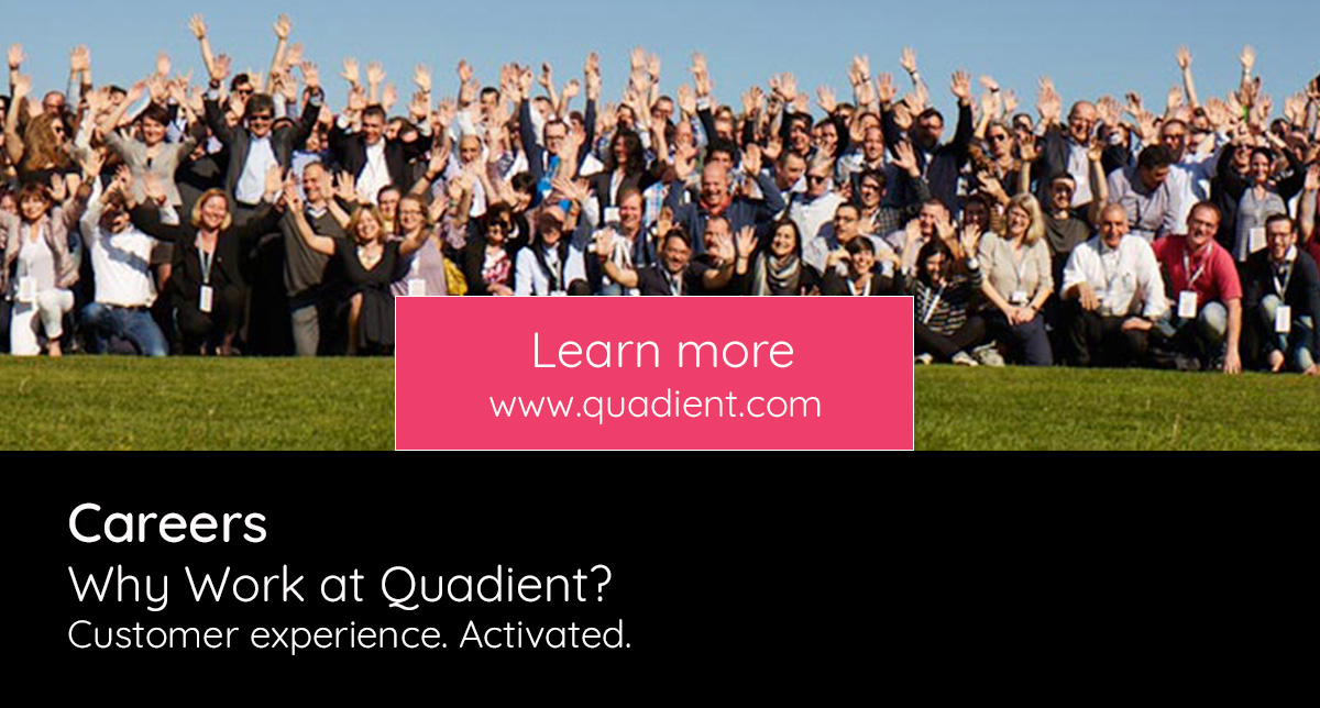 Careers | Quadient