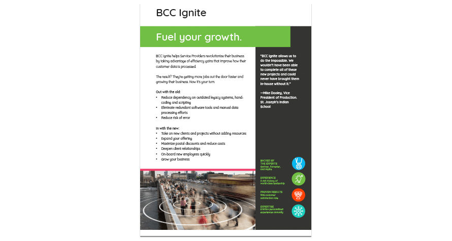 BCC Ignite