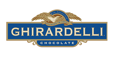 customer logo - Ghirardelli Chocolate