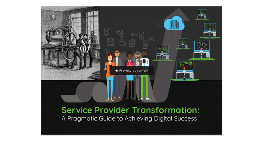 Service Provider Transformation: A Pragmatic Guide to Achieving Digital Success