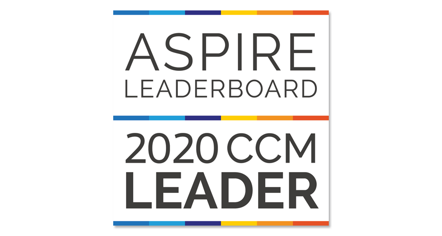 Quadient Named Overall Leader in 2020 Aspire Leaderboard for CCM