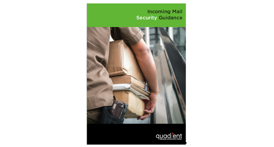 Quadient Guide to Mail Security