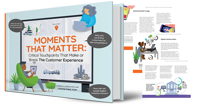 Moments that Matter: Critical Touchpoints that Make or Break the Customer Experience