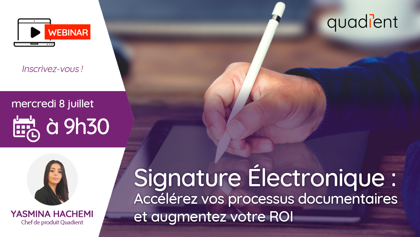Signature Electronique