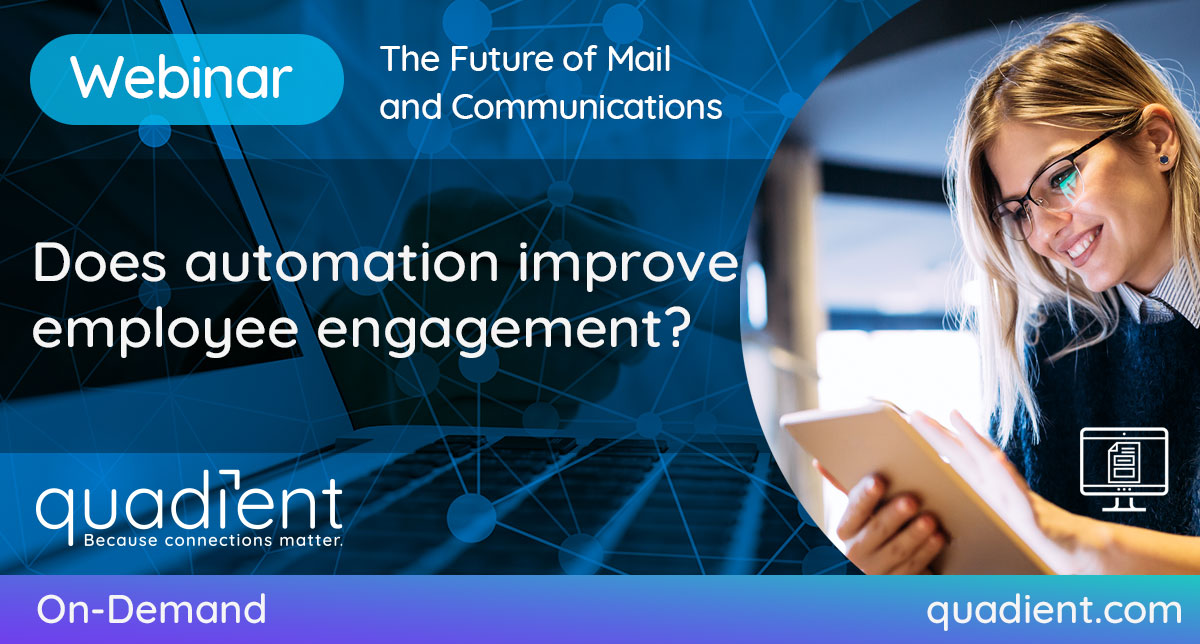 Does automation improve employee engagement?