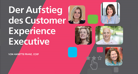 eBook: Der Aufstieg des Customer Experience Executive