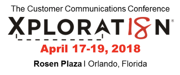 Quadient Highlights Ways to Enhance the Customer Experience at  Xploration 18