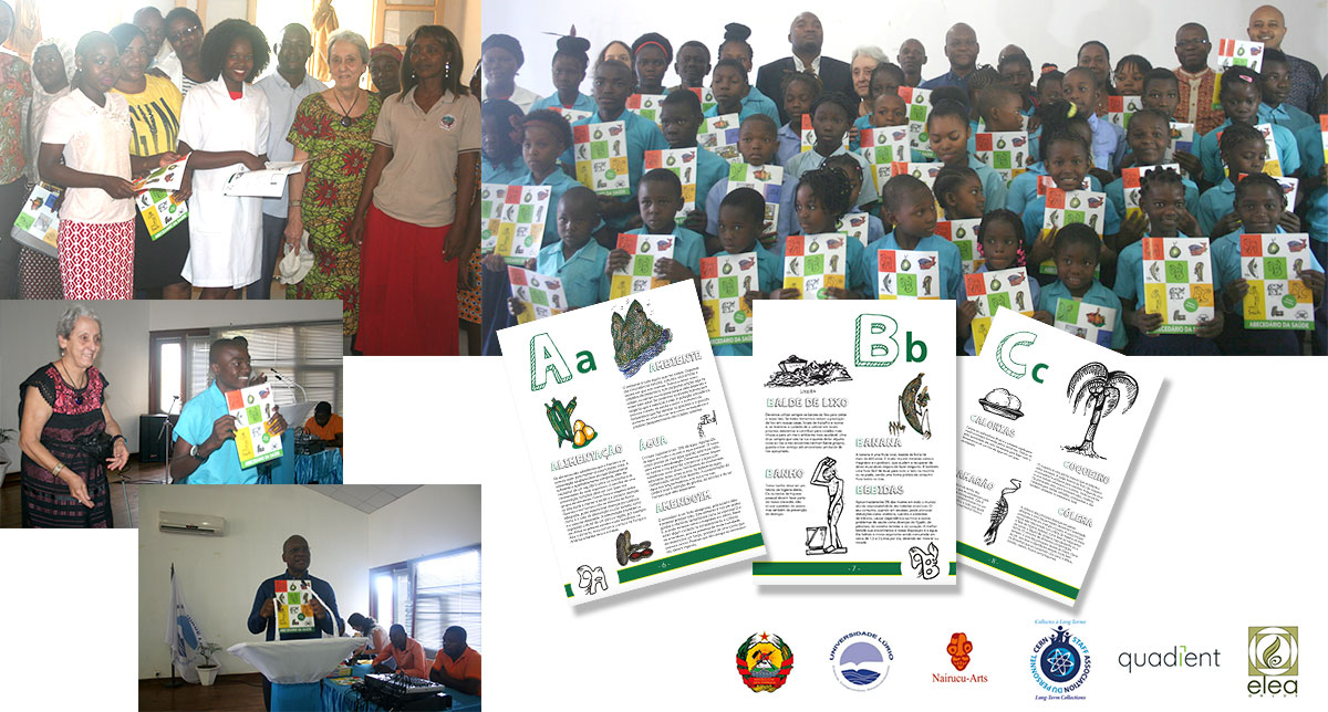 Quadient participates in international project to help primary and secondary schools in Mozambique