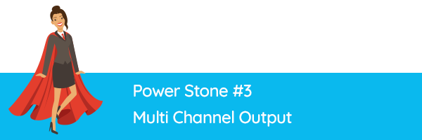 Power Stone #3 - Multichannel Output