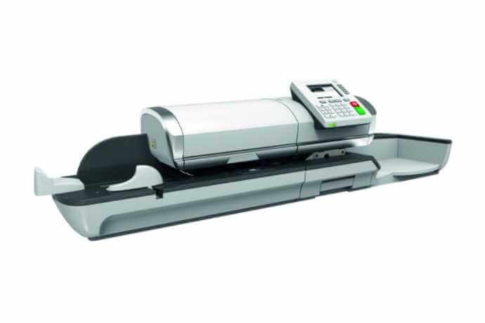 Postage meters and mailing systems