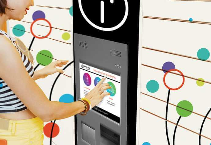 PARCEL LOCKER SOLUTIONS image