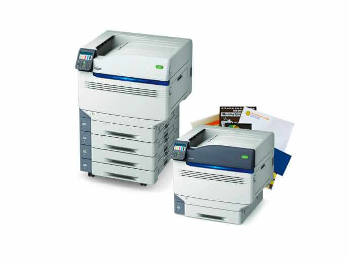 HD-CX1600 & CX1750 Digital Color Printers