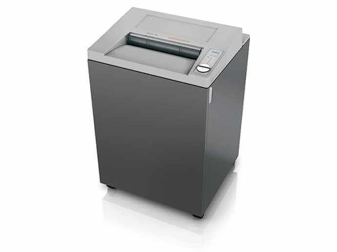 IDEAL 4605 Compact high-capacity shredder