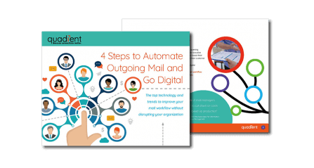 4 Steps to Automate Outgoing Mail and Go Digital