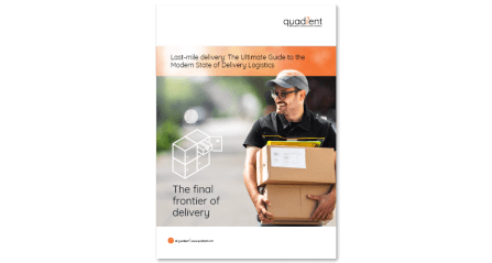 Last-mile delivery: The Ultimate Guide to the Modern State of Delivery Logistics