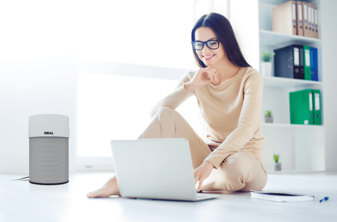 As quiet as a whisper - The quietest air purifiers on the market